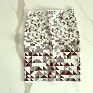 NWOT BCBG bodycon skirt